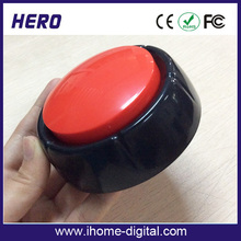 Hot trend popular customized sound and logo happy birthday music box for promotion