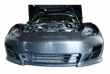SPORT GTS FRONT BUMPER FOR PORSCHE PANAMERA 10-14 S 4S STYLE