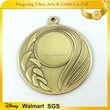 Custom metal sport medal / medallion