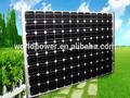mejor mono paneles solares policristalinos 48v 100w 200w 240w 250w 300w para la venta