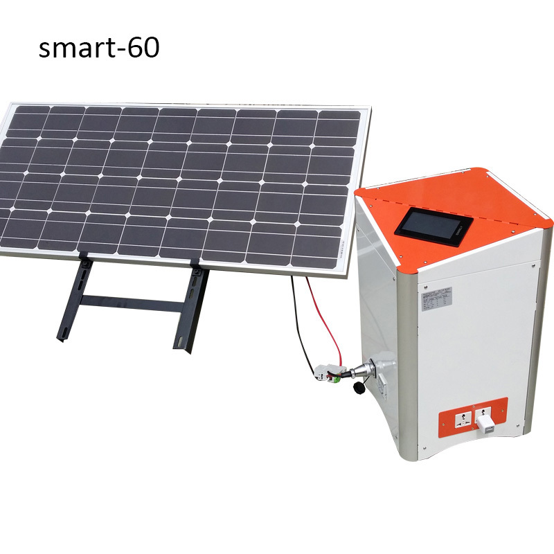 solar photovoltaic system 60w