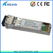 compatible huawei sfp transceiver 10gbps sfp transceiver with CDR