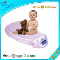 Sunny 20kg 44lb Bear shape Digital Baby Weight Scale