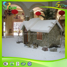 Home decor best selling items artificial snow, fake snow for Christmas