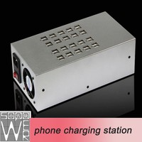 best selling USB charger psp muti port USB charger station