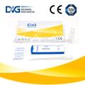 Kit de prueba de diagnóstico rápido de la troponina I / mioglobina / CK-MB / Cardiaca Marcador / CTnI / MYO / CK-MB Device Test / CE, ISO 13485