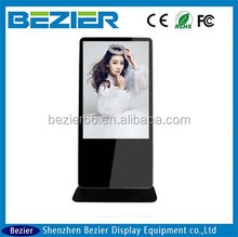 42 inch China blue film video media player hd high quality,hdmi led monitor,usb sex video.