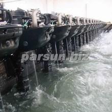 15hp 4 stroke outboard motor / tiller control / electric start / ultra-long shaft / F15BWX / PARSUN