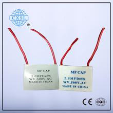 CBB61 Fan 1 Farad Capacitor