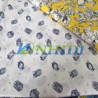 cotton woven fabric/poplin printed fabric