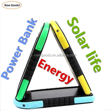 Popular colorful rohs solar cell phone charger
