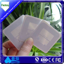 Factory customized iso14443 rfid 13.56mhz tag programmable disposable rfid nfc tag