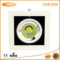 downlight led adjuster 20w ce downlight led downing light