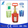 collapsible Gel ice pack bottle cooler bag