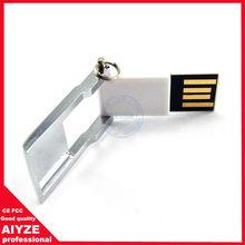 Mini USB de 32 GB de metal vuelco