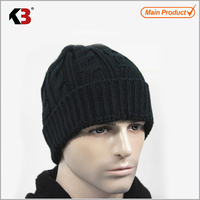 2015 made in china Donguan knitted hats men