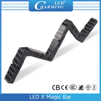 Madrix software controlled indoor wall lighting decoration LED Light Bar