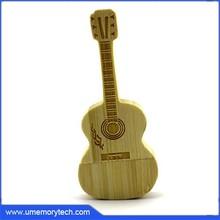 Guitar shape usb stick usb pendrive wholesales guitar usb stick