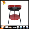 14'' Charcoal Barbeque Grill, Simple Indoor Charcoal Barbeque Grill, Homemade Charcoal BBQ Grill