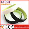 Promotion & Wholesale custom dual layers & double colors silicone bracelets, popular color silicon dual layer bracelets for gift