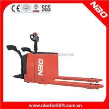 NBO small electric pallet truck, mini pallet truck for sale