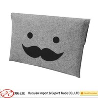 Wholesale High Quality Cute Felt Laptop Sleeve