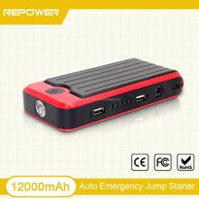 Car emergency kit led lighting/SOS mini car jump starter