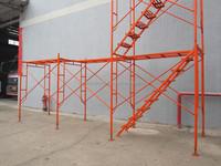 certified metal climbing frame