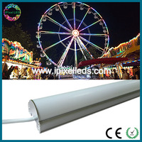 DC12V 14W IP65 rgb led guardrail tube for landscape lighting