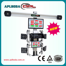 2015 CE&ISO Vehicle Equipment 3D Wheel Alignment Price with LCD Screen Equipment Price for Garage(Automatic Lifting)