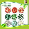 two piece hard empty veggie capsules