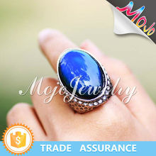 Imitation Rhodium Plated Jewelry Supplies Buy from China Mood Stone Ring for Adult