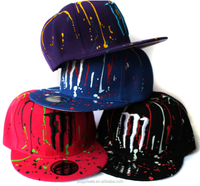 2015 the fashion talons paint some hip-hop baseball cap