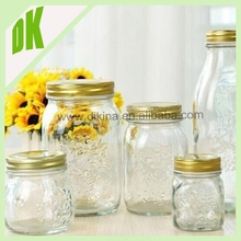With these personalized ball mason jars favors your guests !!!! wedding glass ball mason jars