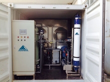 Container type ultra filtration(UF) water purifier/water treatment