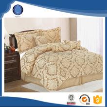 Wholesale luxury wedding bedding duvet cover set, comforter