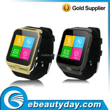 2015 new product high quality android smart watch with full function watch for mobile phone