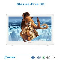 15.6 inch 3D all in one tv pc computer with no glasses