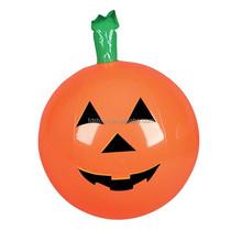 custom plastic Inflatable Halloween Pumpkins