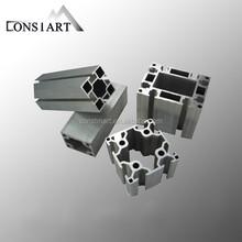 Haute qualité 2015 Constmart pas cher cadres alliages de aluminium anodisé aluminium tube