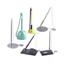 Office table desk ball pen, desk stand pens