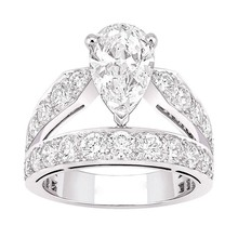 Hot Sale Jewelry AAA Cut Cubic Zirconia Ring, Wedding Ring For Women