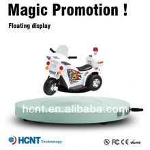 New invention 2013 !! Magnetic Floating pop display ,hud head up display
