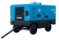 Airman diesel driven portable air screw compressor