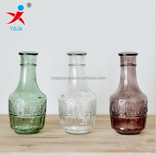 Export High Quality Clear Color Morden Glass Vase