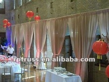 2015 RP Allstar Aluminum portable event show cheap outdoor pipe and drape booth