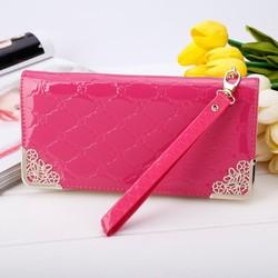 New Fashion Women Ladies Girls Long Zipper Portable Wallets and Purses SV017083