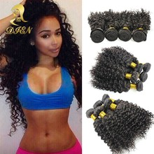 Beauty Hot Hair Products Afro Kinky Curly Brazilian Hair Weave,100 Human Hair Extensions,Crochet Braids With Human Hair