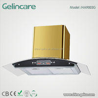 2015 big sale new how to install a chimney copper kitchen range hood