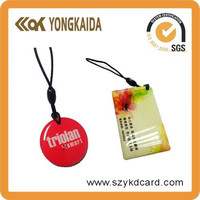 ISO14443A ntag203/ultralight/S50 smart tag/small nfc token